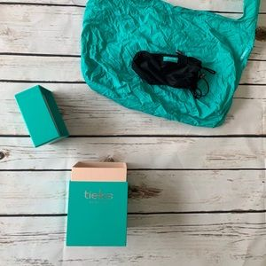 Tieks Box with Tote Bag and Drawstring Pouch